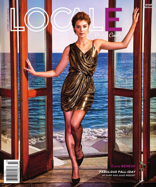 Orange County October 2014 By Locale Magazine Issuu Dat Naomi Bali Rainbow Ballerina