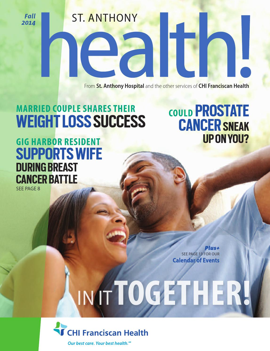 St. Anthony health! - Fall 2014 by CHI Franciscan - Issuu