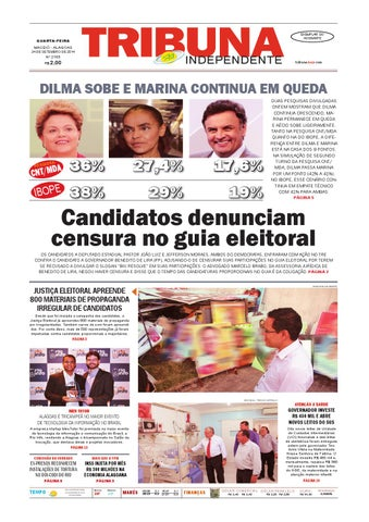 87e703bd15395 Edição número 2154 - 24 de setembro de 2014 by Tribuna Hoje - issuu