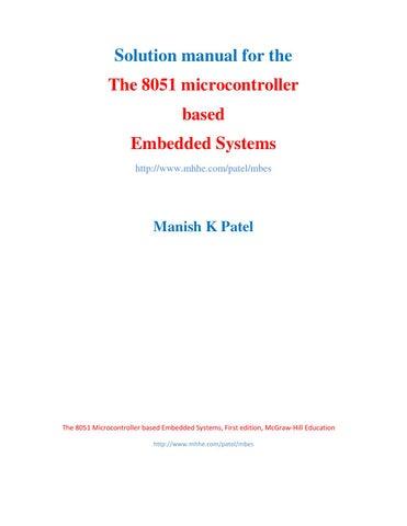 8751 Microcontroller Pdf