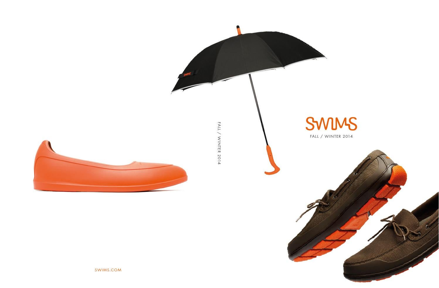 Swims Fall/Winter 2014 by Via Scandinavia