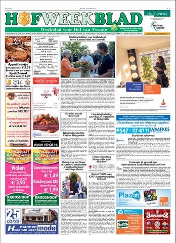 Week Uitgeversgroep 39 By Regionale Issuu Hofweekblad 5R4ALq3j