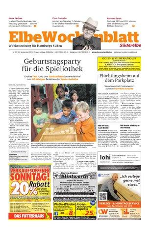 Süderelbe KW39-2014 by Elbe Wochenblatt Verlagsgesellschaft mbH & Co ...