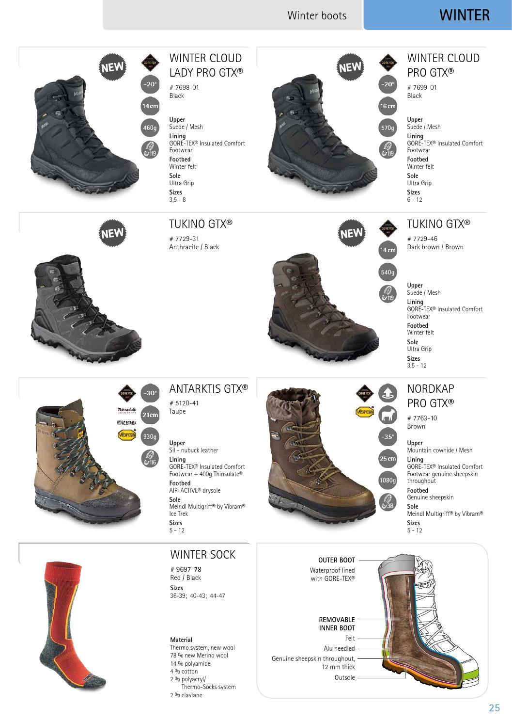 Meindl Catalogo winter 2014.15 by MountainBlogIT issuu