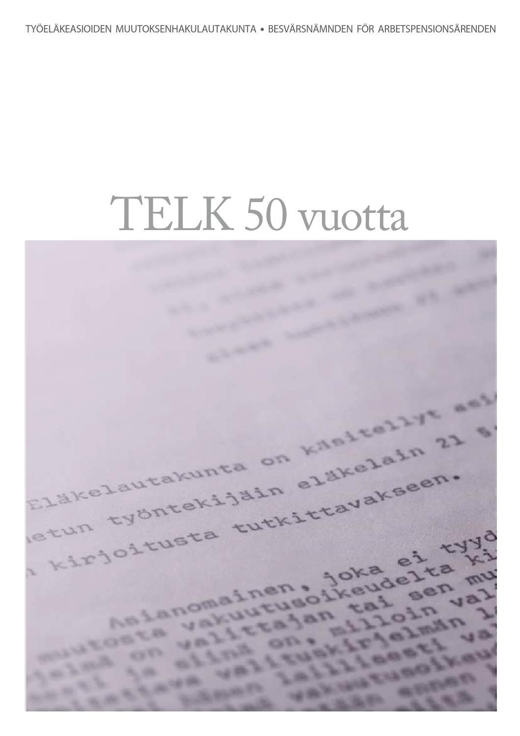 Telk 50vuotta lr by wksp - Issuu