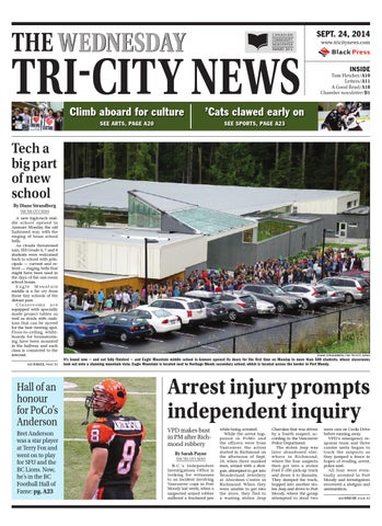 8aa537944 The Tri-City News, September 24, 2014 by Black Press Media Group - issuu