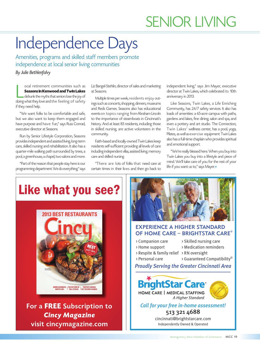 f42e0de27c97 Montgomery 2014-2015 Community   Business Guide by Cincy Magazine - issuu