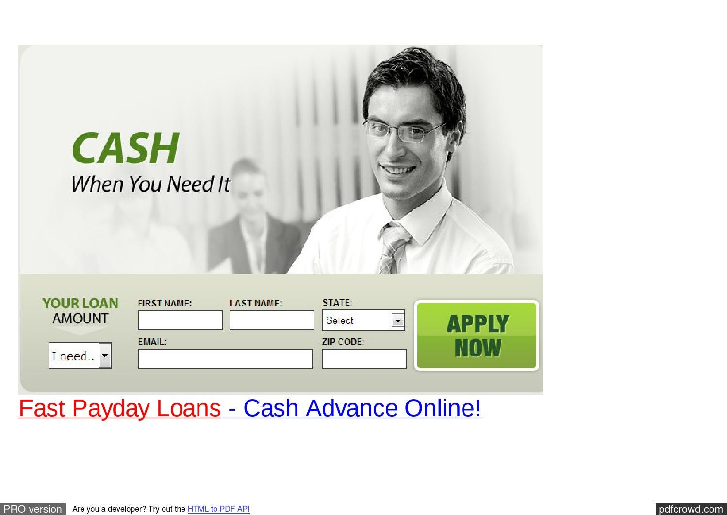 Loans with bad credit online image 7