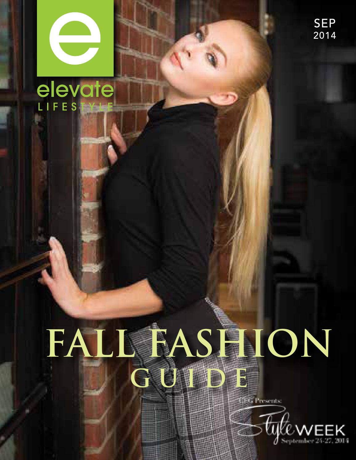 Sept2014 By Elevate Lifestyle Issuu