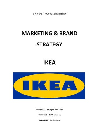 ikea strategic marketing plan Overhauling your marketing strategy is kind of like going to ikea it's painful but  sometimes necessary, the build phase is deceptively simple and.