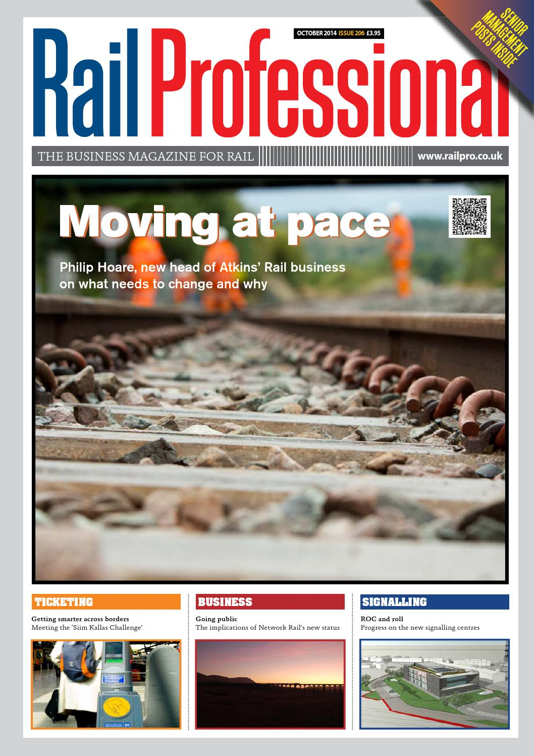 Rail Professional October 2014 Issue By Magazine Wiring Heat Tape To Dimmer Switch Reptile Forums Information Issuu