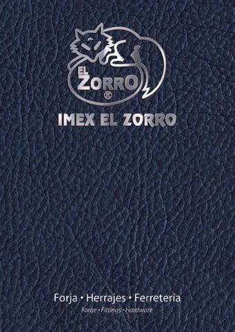 Imex El Zorro B-76001 B-76001-Pomo lat/ón Brillo, 65 x 80 mm