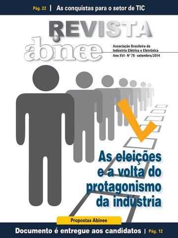 Revista da Abinee edição 78