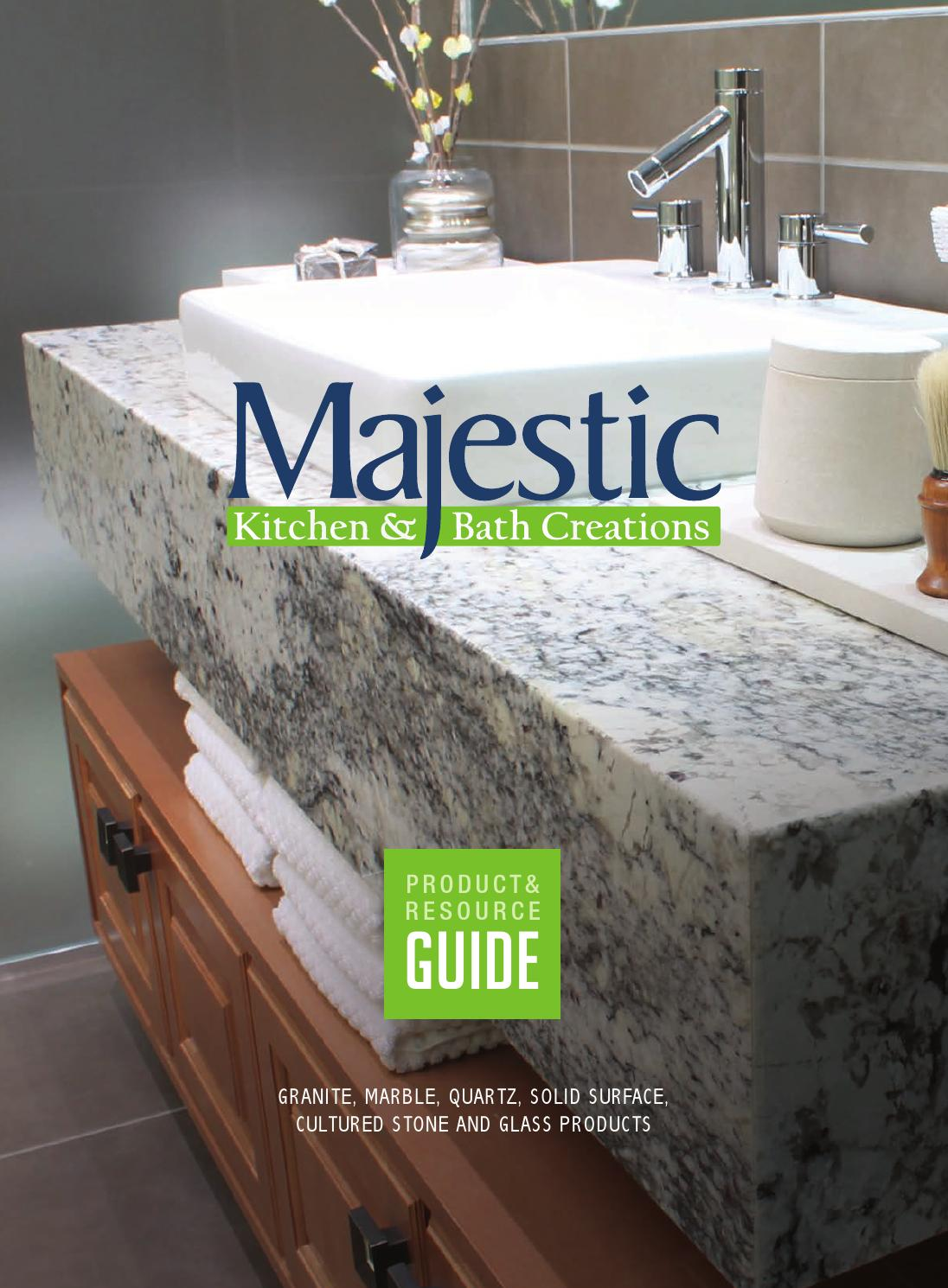 Majestic Kitchen u0026 Bath Creations by