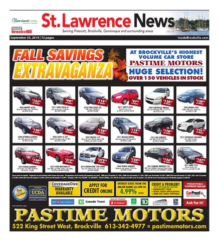 Stlawrence092514 By Metroland East