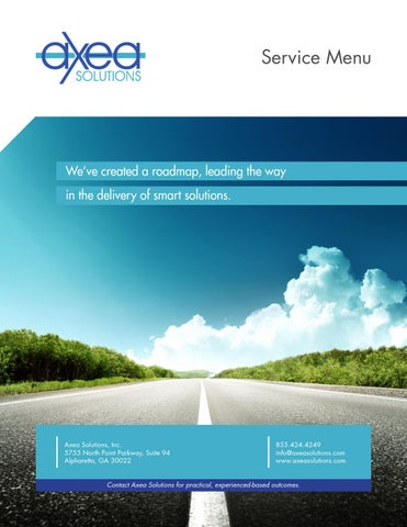 Axea Solutions By Arader Issuu