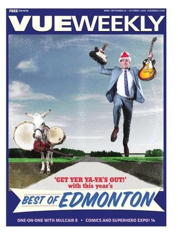 988 Best Of Edmonton 2014 By Vue Weekly Issuu