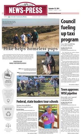 f11955eb72dd Castle Pines News Press 0925 by Colorado Community Media - issuu