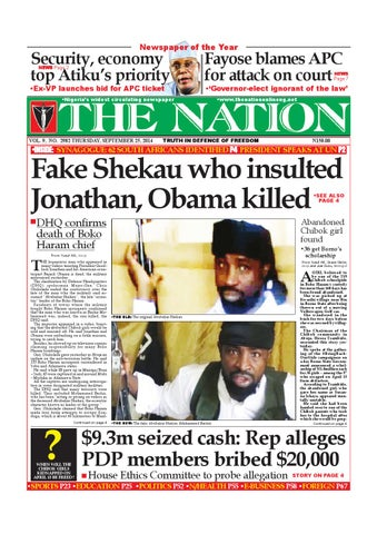 Thur E Pages 25 9 14 By The Nation Issuu