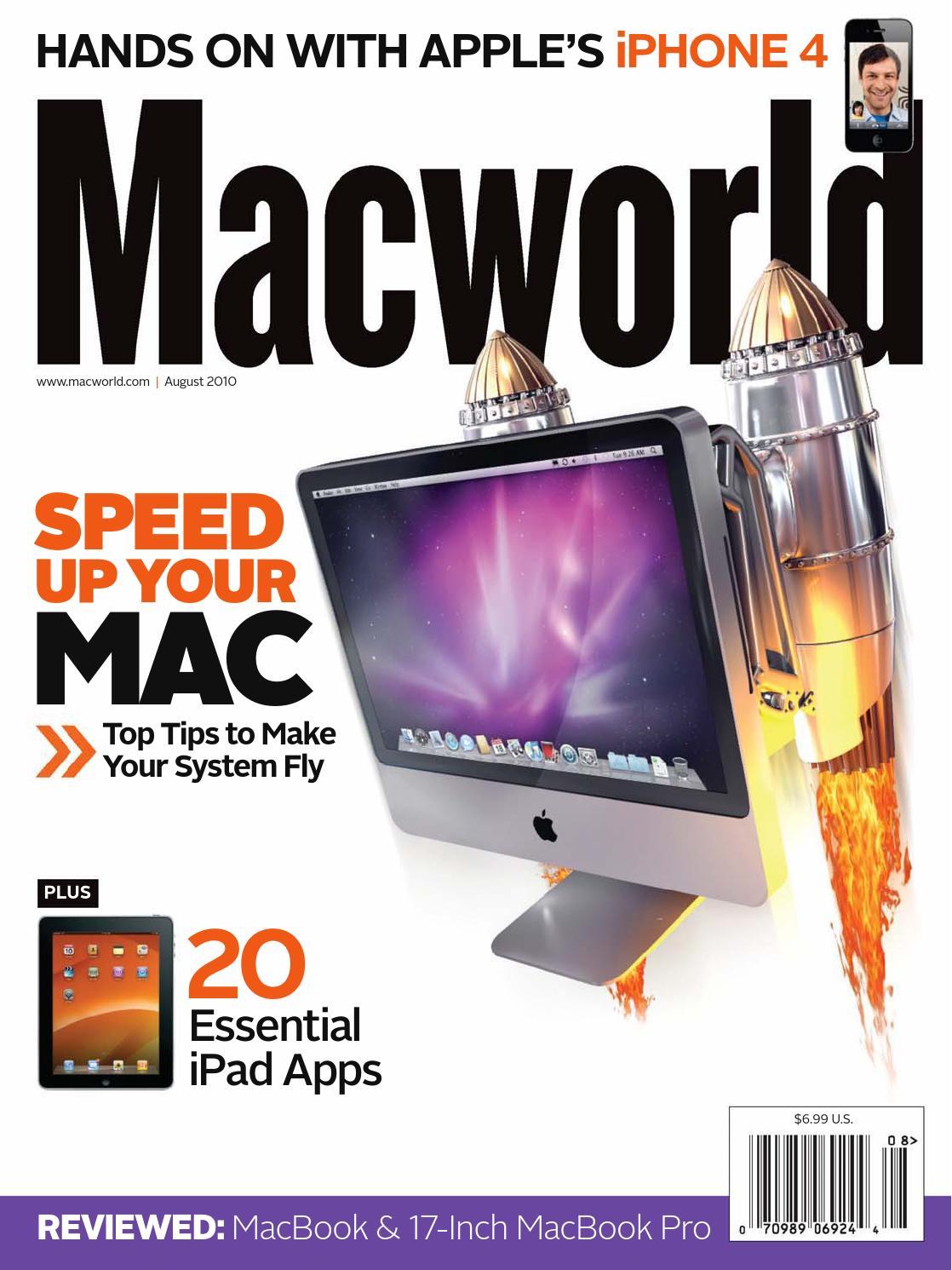 .com Templates 5195 | Macworld 2010 08 By Backuper Issuu