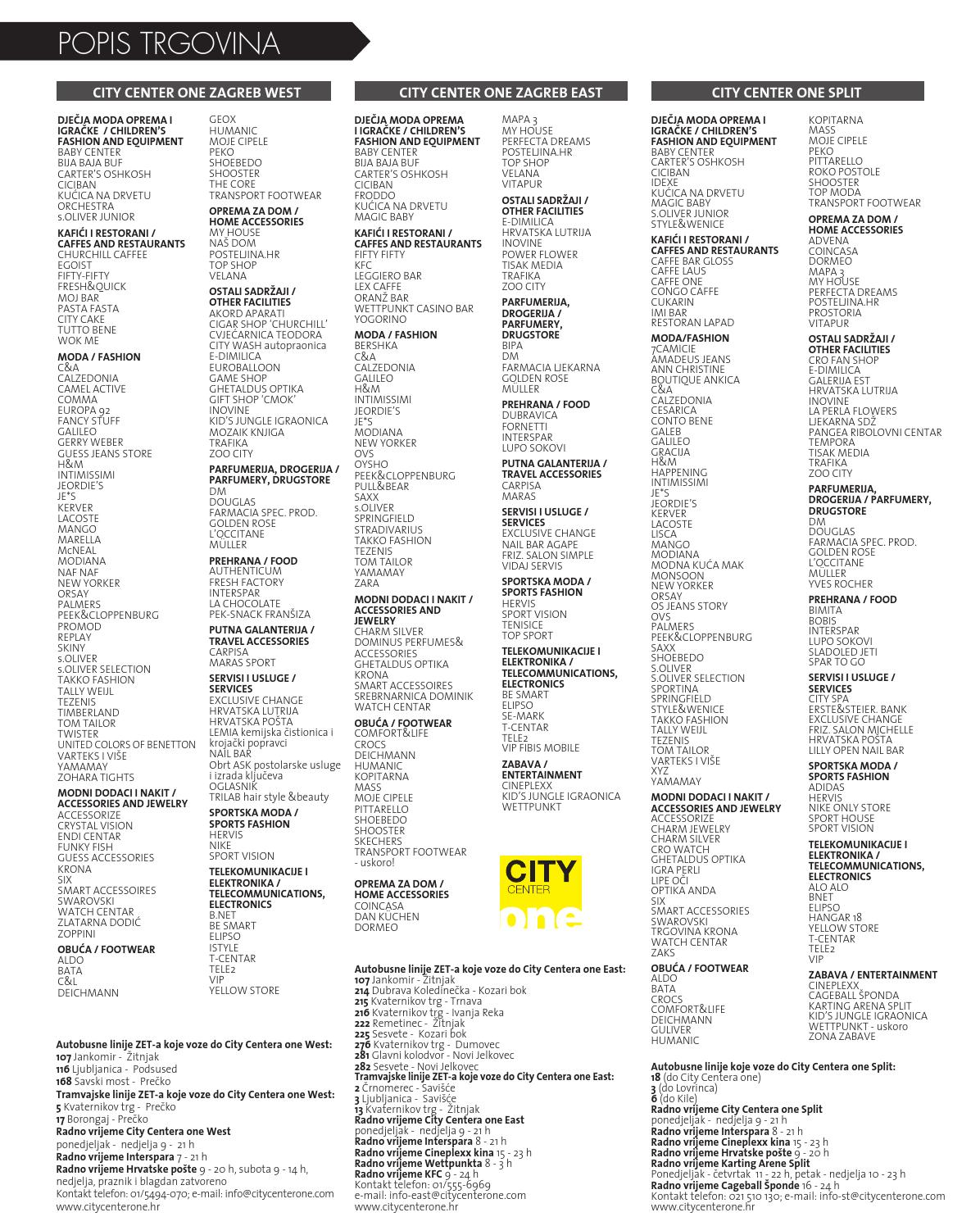 City One 27 1 By City Center One Issuu