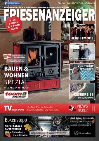 692690bc0df35b Friesenanzeiger Oktober 2014 by new media works - issuu