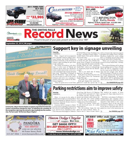 Smithsfalls092514 by Metroland East - Smiths Falls Record News - issuu c3291aed629