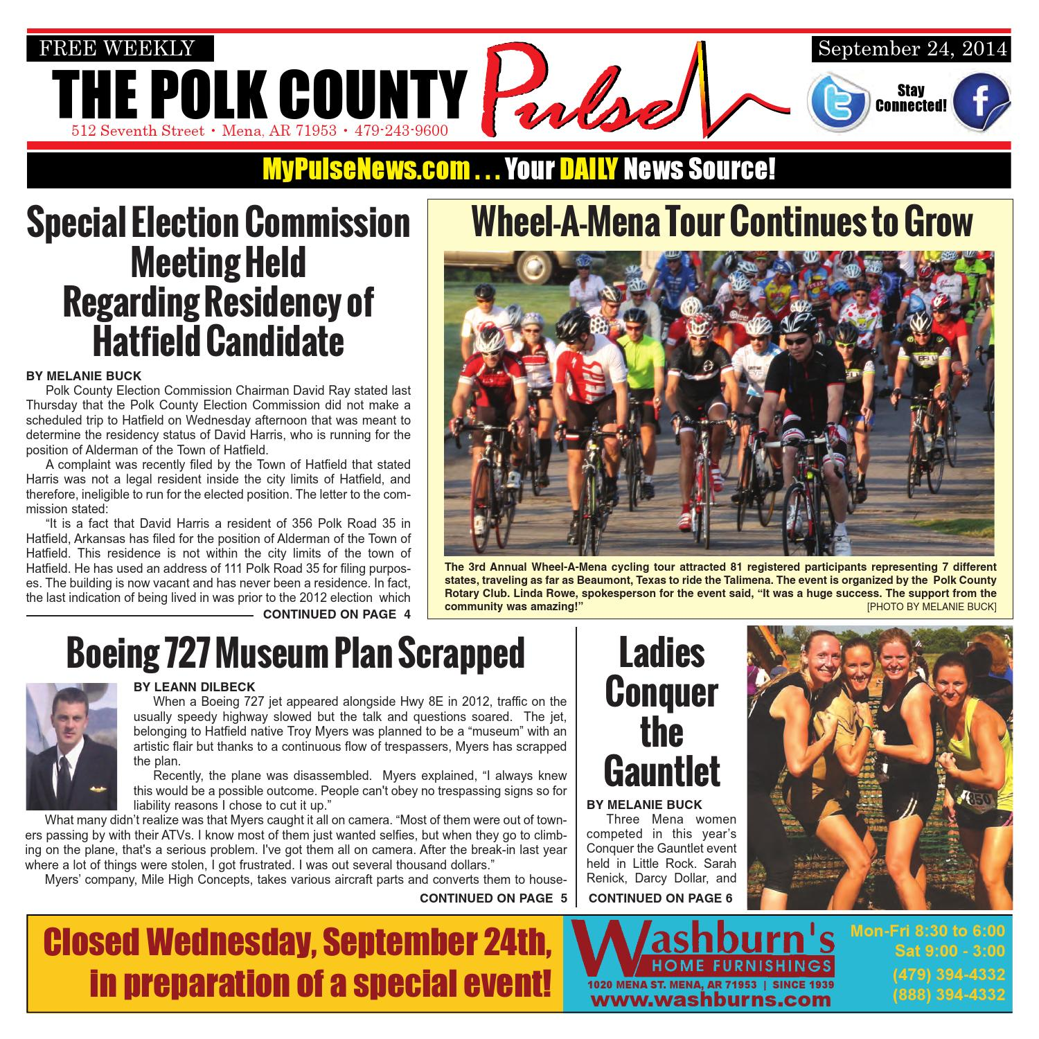 September 24th paper by The Pulse - issuu