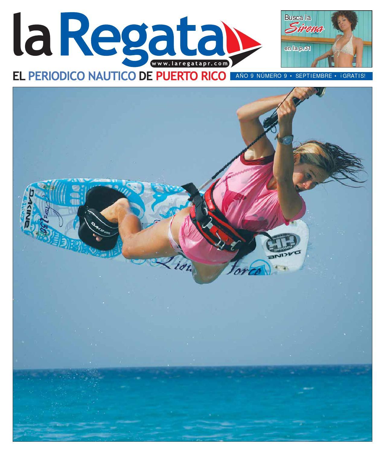 0609 by La Regata-El Periódico Náutico de Puerto Rico - issuu e373b1205a7