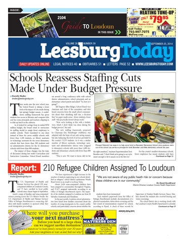 Leesburg today september 25 2014 by insidenova issuu page 1 fandeluxe Choice Image