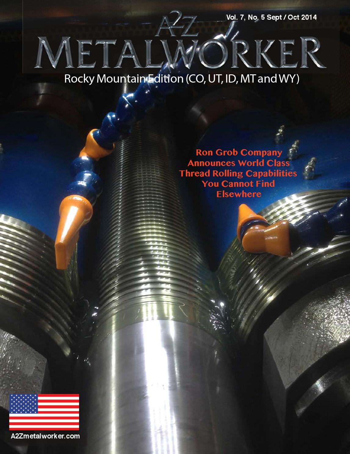 Rocky Mountain Edition Oct 2014 By A2z Metalworker Magazines Issuu Current Devices Raytheon Linear Integrated Circuits 1989 P 4247