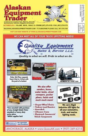 Alaskan equipment trader july 2014 by morris media network issuu alaskan equipment trader october 2014 fandeluxe Gallery