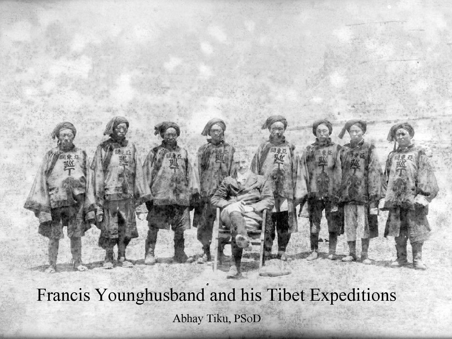 Expedition to Tibet 44
