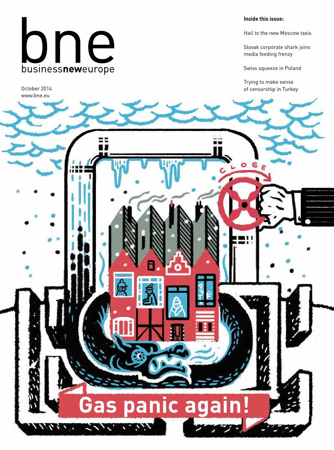 bne:Magazine - October 2014 by Ben Aris - issuu