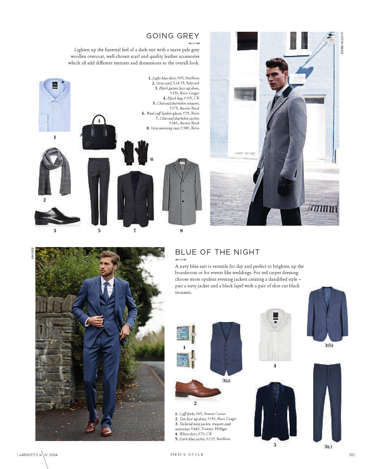 Arnotts Aw2014 Magazine By Arnotts Issuu