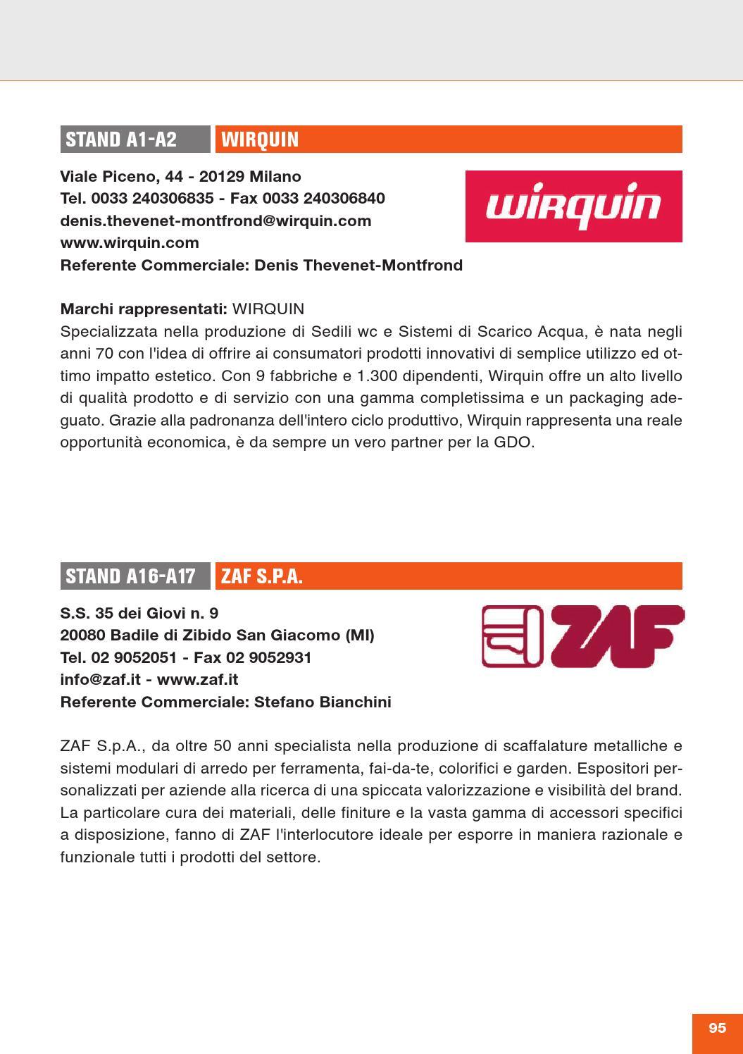 Zaf Scaffalature Milano.Catalogo Bricoday 2014 By Epe Edizioni Issuu