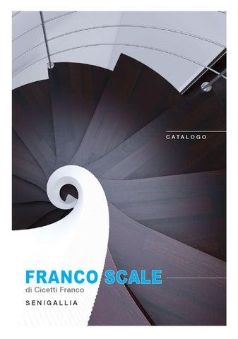 Franco Scale Catalogo Prodotti 2014 By Augusto Giuliani Issuu
