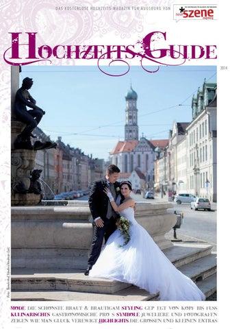 Hochzeits Guide Augsburg 2014 By Neue Szene Augsburg Issuu