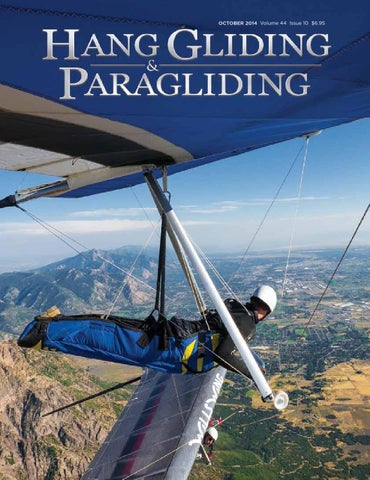 Hang Gliding & Paragliding Vol44/Iss10 Oct2014 by US Hang