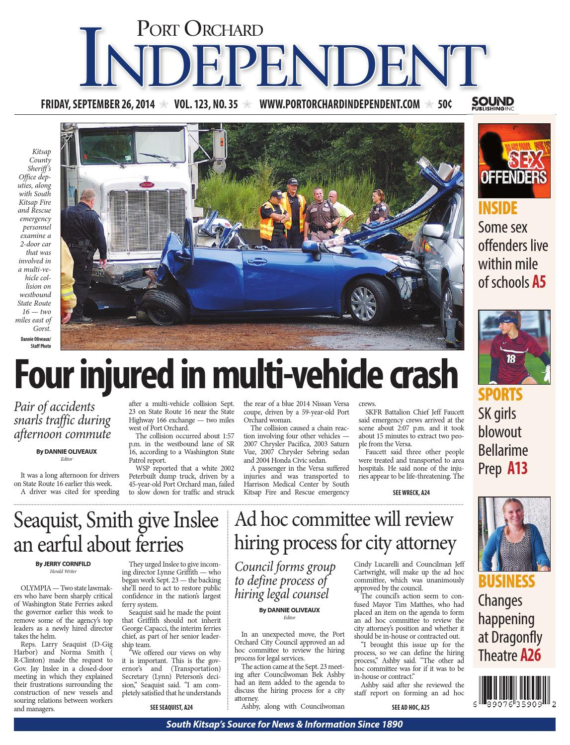 Olympic cycle port orchard - Port Orchard Independent September 26 2014 By Sound Publishing Issuu