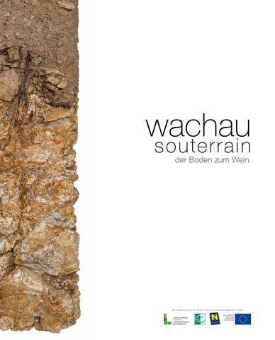 Was Bedeutet Souterrain wachau souterrain der boden zum wein by vinea wachau issuu