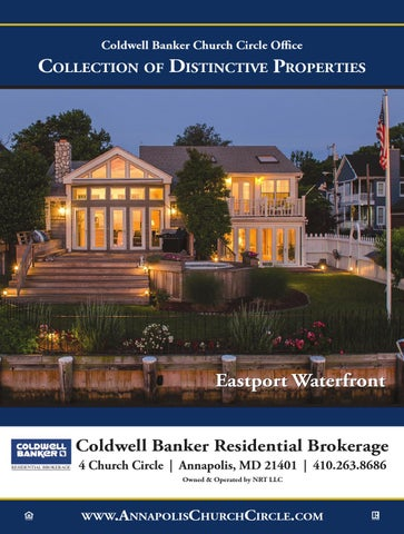 Homes listed by Coldwell Banker Church Circle