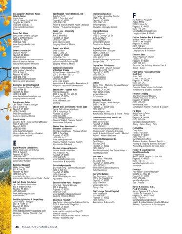Flagstaff Community Pro Townsquare Publications