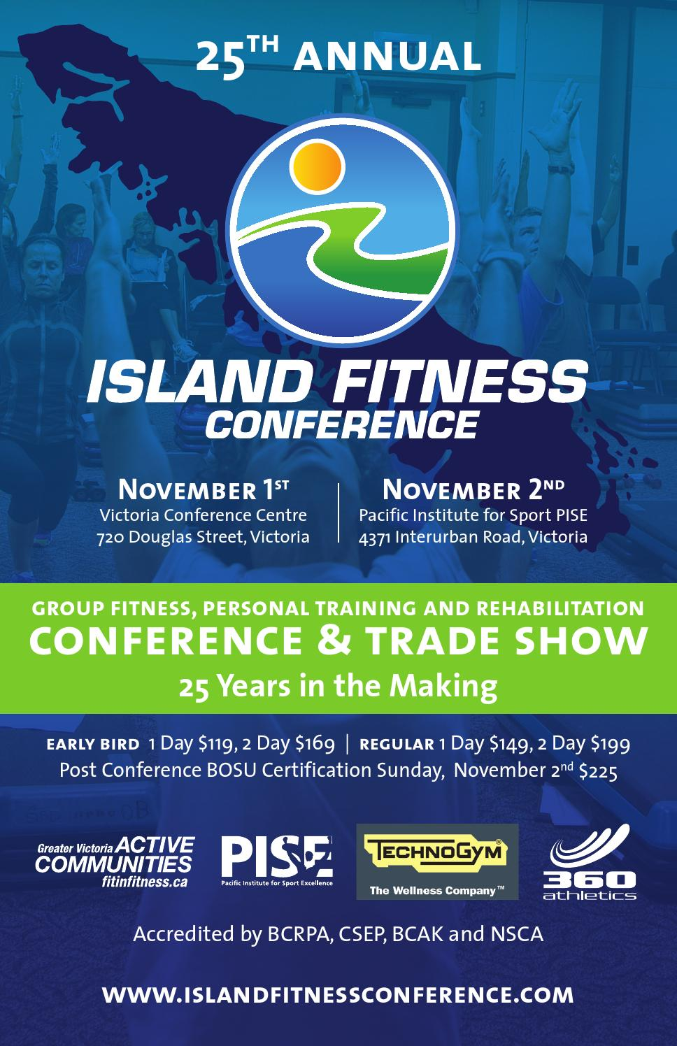 Island Fitness Conference By West Shore Parks Recreation Issuu
