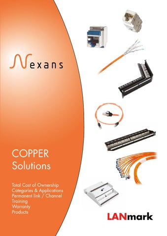 Nexans Copper Solutions 2013 By Joao Izidoro Rexel Issuu