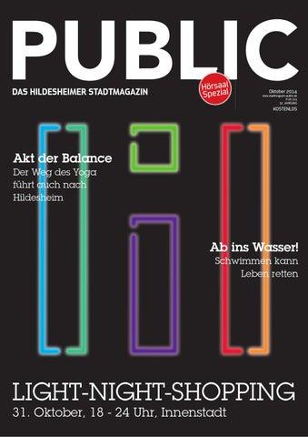 Public 10/2014 by PUBLIC HILDESHEIM - issuu
