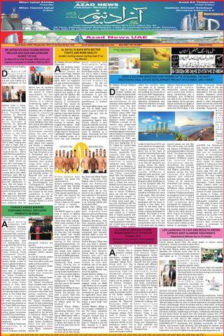 Azad News Edition 61 by Azad News Middle East - issuu 34f81b36eabca