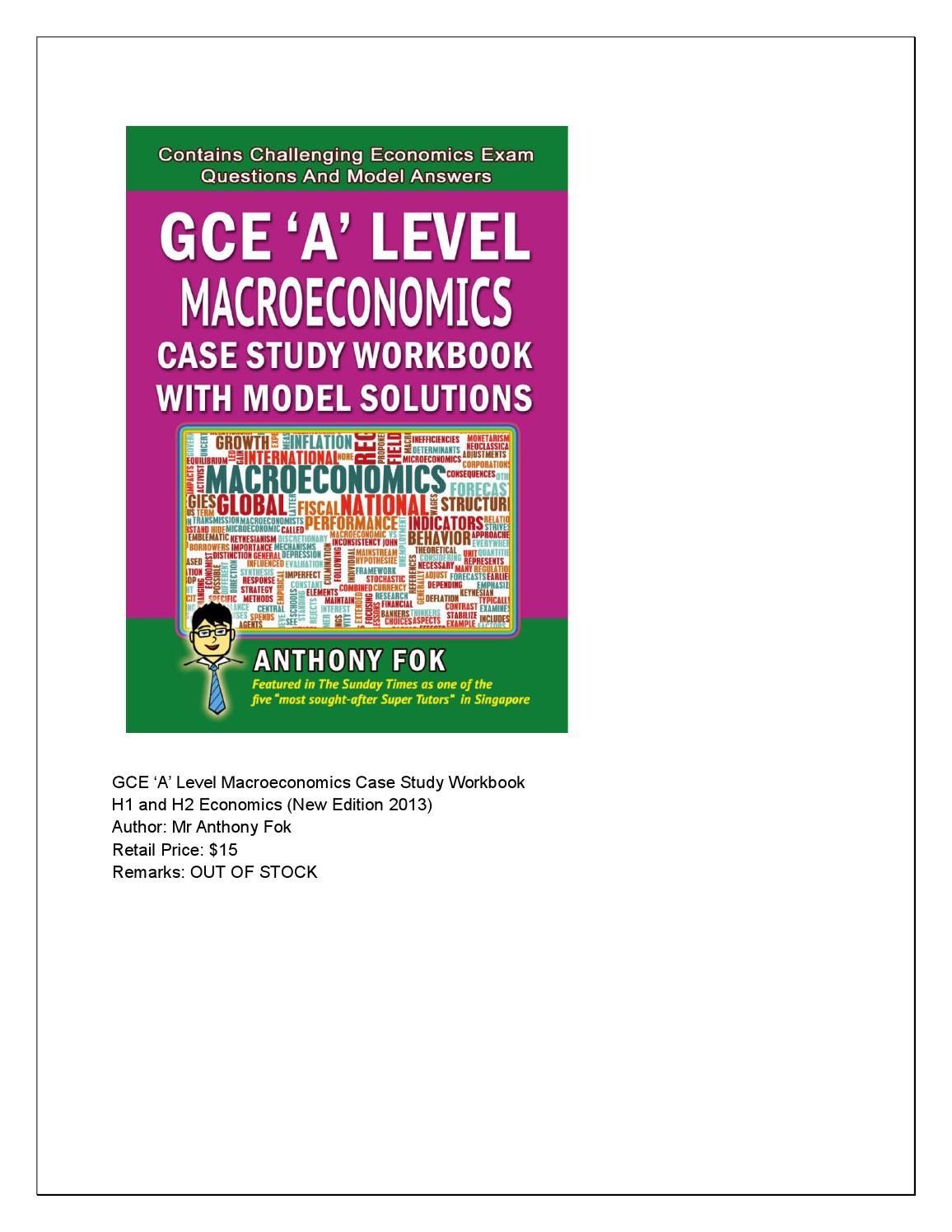 Economics Tuition Institute by JCEconomics Tuition - issuu