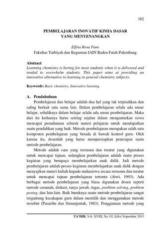 Jurnal Tadib By Jurnal Tadib Issuu