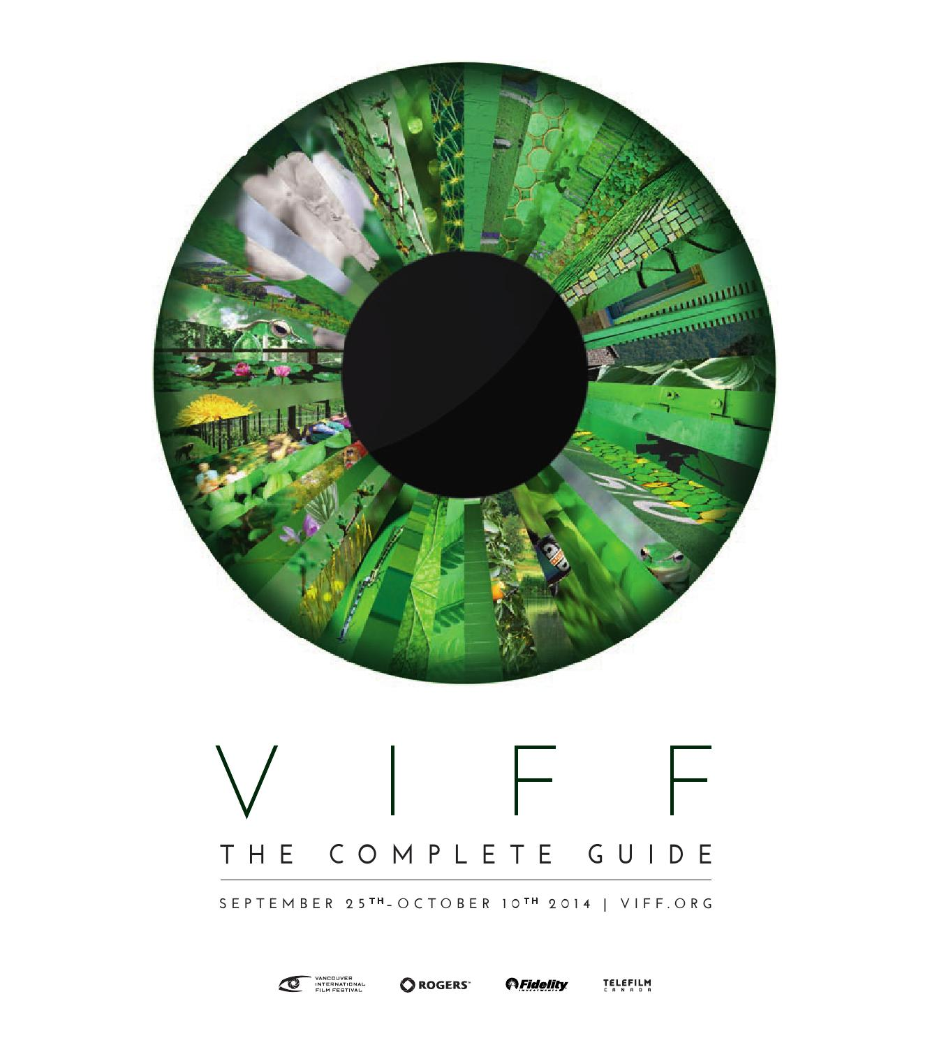 ae2d26929f6 VIFF 2014 Program Guide by Vancouver International Film Festival - issuu